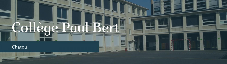 Collège Paul Bert